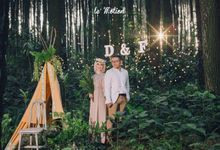 Dara & Fano Prewedding by Le Motion