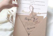 Daniel & Bianca by Dipapier Design