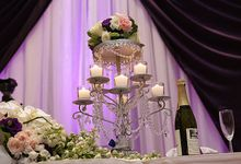 Hall Decorations by Casablanca Bridal And Tuxedo