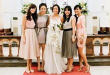 OUR BRIDES  Charmaine Seah by Ann Teoh Couture
