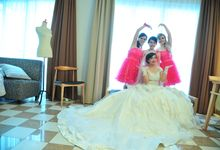 Wedding Day Dennis & Anes by Heramimi