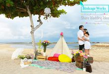 Prewedding Photoshoot Anneke Jody & Spencer Jeremiah by Birdcage Works