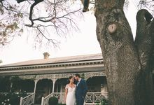 Lisa and Tom - Narmbool by Simon L. King Photographer