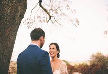 Lisa and Tom - Narmbool by Simon L. King Photographer