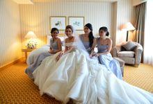 Kevin & Elisa Wedding by MariMoto Productions