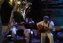 Acoustic Mini Band by Bali Wedding Music