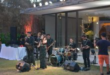 TOP 40 Band for your wedding in Bali by Bali Wedding Music