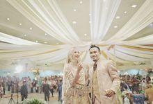 Nia & Fifin Wedding by LAKSMI - Kebaya Muslimah & Islamic Bride