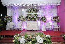 Muslimah Wedding Andini & Yoga by LAKSMI  0817 0370 7670 by LAKSMI - Kebaya Muslimah & Islamic Bride