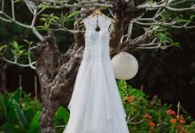 Intimate Villa Wedding by AMOR ETERNAL BALI WEDDING & EVENTS
