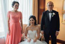 Wedding of Riady & Angel - Shangri-La - Jakarta by Duchess Royale