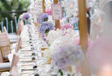 Destination Wedding in Malaysia by Spellbound Weddings