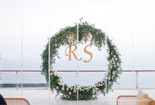 RYAN & SHERYL WEDDING by Classy Decor