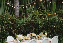 Our Event Rentals by Wonderland Bali Events