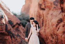 PRE WEDDING OF DARVIN & ODETH by MORDEN