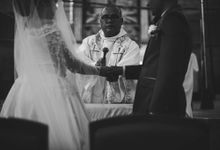 Wedding - Jethro and Marianne by Dodzki Photography