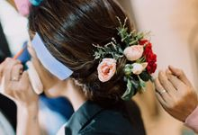 jeanny & Andrew Engagement by MA Fotografia