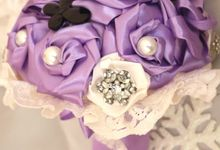 Marini Brooch Bouquets by Marini Bouquets