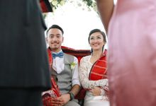 Icha & Denny Wedding by SAFELIGHT
