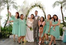 Icha & Denny Wedding by Makna Pictures