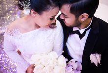 Reception Razif & Sonya by Sheikhafez Photography