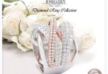 Diamond Ring by V&Co Jewellery