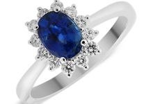 MT Gemstone & Fancy Diamond Rings by Michael Trio