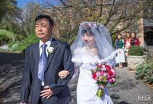 Wedding of Phillip & Thuy by WG Photography