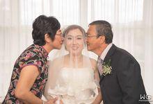 Wedding - Pang & Yan by WG Photography