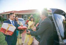 Engagement of Samrat & Ravneet by WG Photography