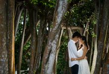 Conceptualized Couple Photoshoot - Fort Canning by Alan Ng Photography