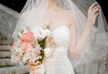 Singapore Pre Wedding Elegant Bride by Cindy Bri Photography