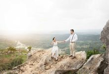 Prewedding of Ivan and Novita by Capotrait Photography