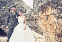 Prewedding Inne & Rahmat by Friesma Photography
