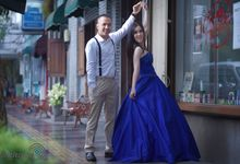 Verra & Agus by minipro photography service