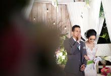 intan & kevin wedding by megrashy wedding