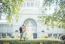 Pre-wedding of Triysia & Leo by WG Photography