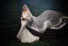 SECRET GARDEN WEDDING COLLECTION by LAMIIK BRIDAL