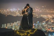 Wenzhi and Yen Sing in Hong Kong by Multifolds Productions