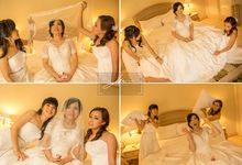 Aris and Ester moment by Lucky arw photography