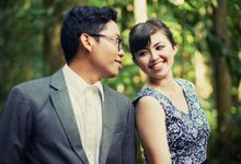 Margareth and Galang Prewedding by: Gofotovideo by GoFotoVideo