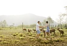 Prewedding of Eddie + Natalie by Capotrait Photography