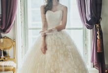 Lookbook - Rosa Sposa in Sixth Floor by Rosa Sposa Malaysia