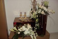 Wedding Accessories by Event Styling by Fleur Architect