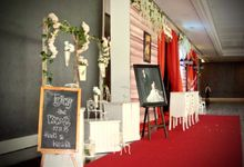 Hadi & Kezia by indodecor