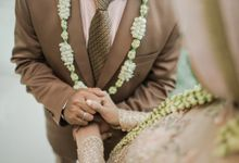 Wedding Iqo & Didik by Hexa Images