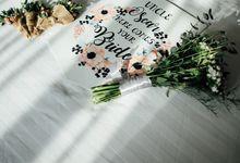 OSCAR & OLIVIA - WEDDING DAY by Winworks