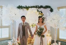 WINTER WONDERLAND STYLED SHOOT  BY ALCOVE AT CALDWELL HOUSE by Airin Lee Professional Hair and Make Up