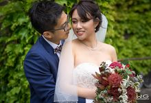 Wedding of Jimmy & Melissa by WG Photography