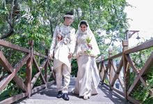 Malay Wedding - Zuzu & Mikhail by Raihan Talib Photography